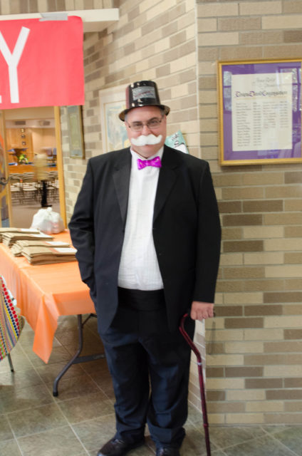 Temple David Weigeropoly Mr Monopoly (1 of 1)