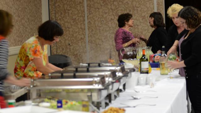 Sep 13 Sisterhhood dinner 2