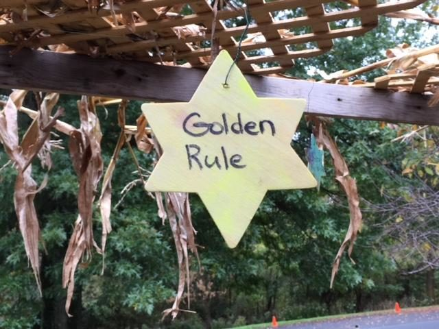 golden rule star