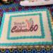 Cake showing brilliantly-designed logo thumbnail